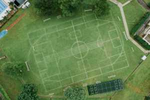 how to get new sports club members - sports pitch